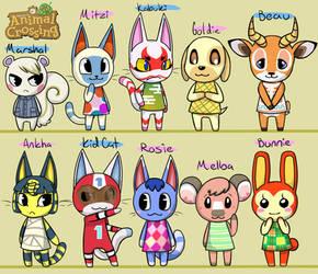 Animal Crossing New Leaf- Village Parade