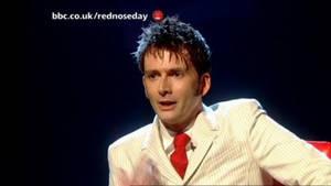 David Tennant Comic Relief