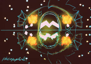 Only Fire Lives Here Now Undertale Fanart