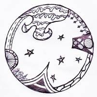 Composi-Circle #6 by mysticmadman