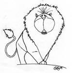 'Cowardly Lion.'