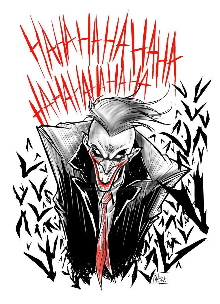 Joker75 by Faber-RedBeard