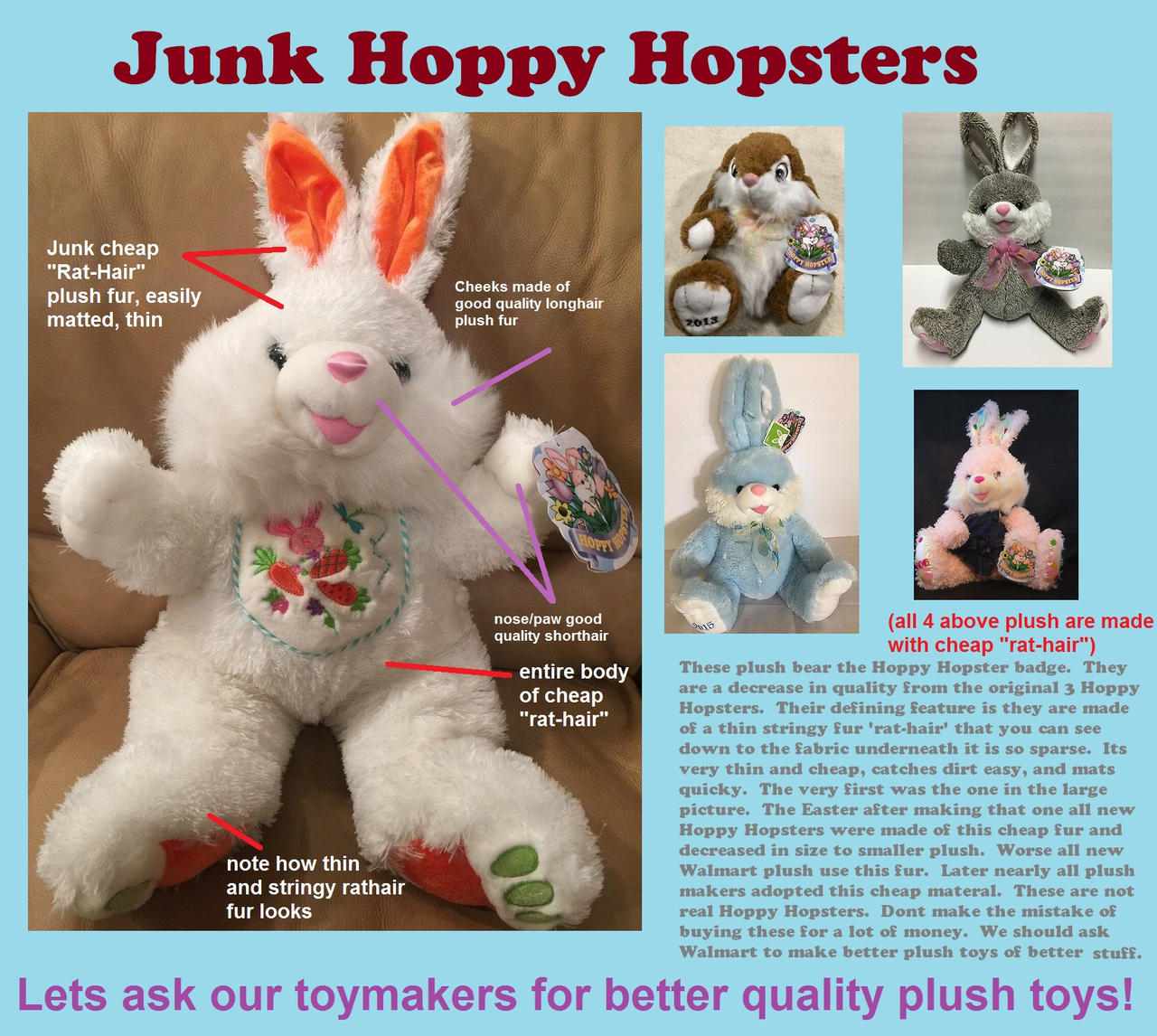 What Is Not A Hoppy Hopster Fake Later Designs By Hoppy Hopster On Deviantart