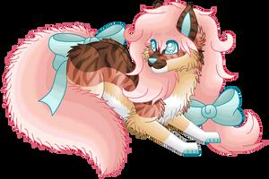 Katsumi Kitty Kat by FoxieFlower