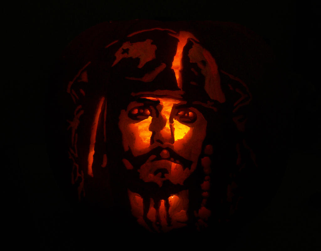 Captain Jack Sparrow Arts And Crafts