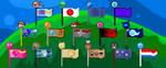 Emote Flag Project - CLOSED by CheekyNana