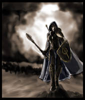 Knight by RalphTart