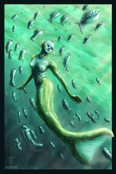 Aquatic Frolic