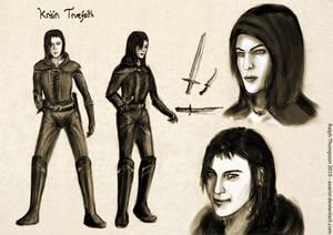 Character Concept - Krisin