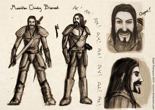 Character Concept - Briarwood