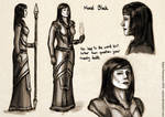 Character Concept - Hazel