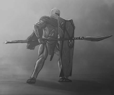 Legionary Sketch