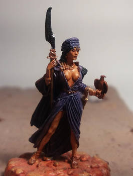 The Desert Mystic