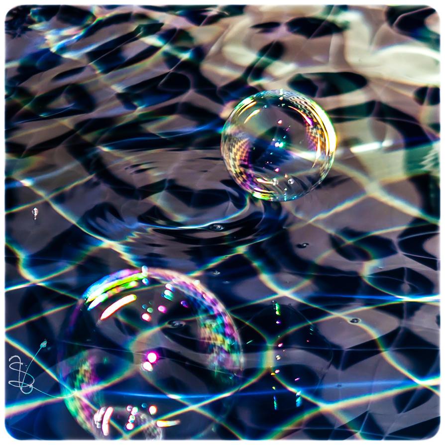 Floating Reflections by SimonVelazquezArt