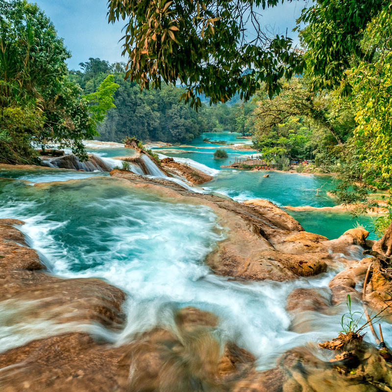 Heart of Chiapas by SimonVelazquezArt