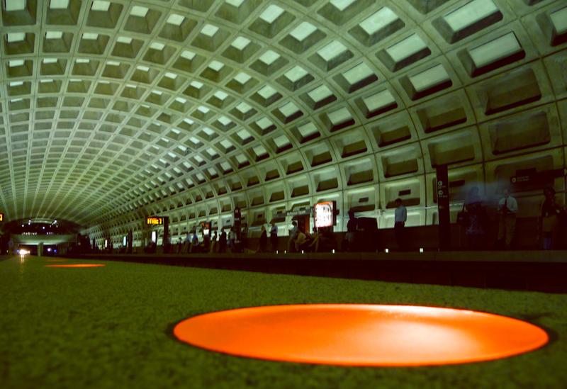 Subway Red