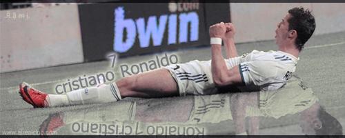 Cristiano Ronaldo by Alosiqar