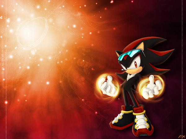 Shadow Wallpaper By Sonic Team Fan Club