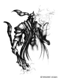 Lightning Revenant by DricheeChung