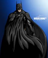 The Batman by DricheeChung