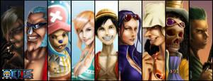 One Piece Portraits