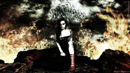 Wallpaper - Dark Art Dream by pitbull2mk