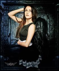 Saphiriacat ~ (Dark?-) Angel!