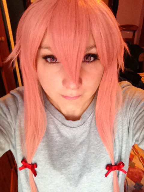 Yuno Gasai WIP by imposibilities