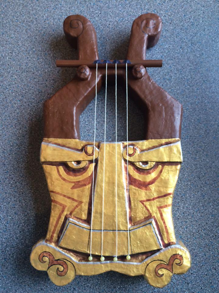 Medli Harp by imposibilities