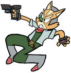 07: Fox by Sprited64