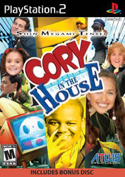 Shin Megami Tensei's: Cory in the House by Psychonautsmaster