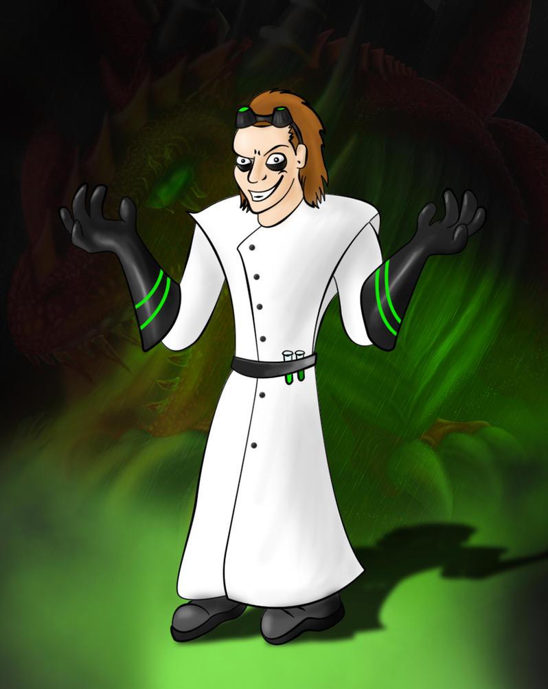 Dr.Dashley by Darkdeathgrace