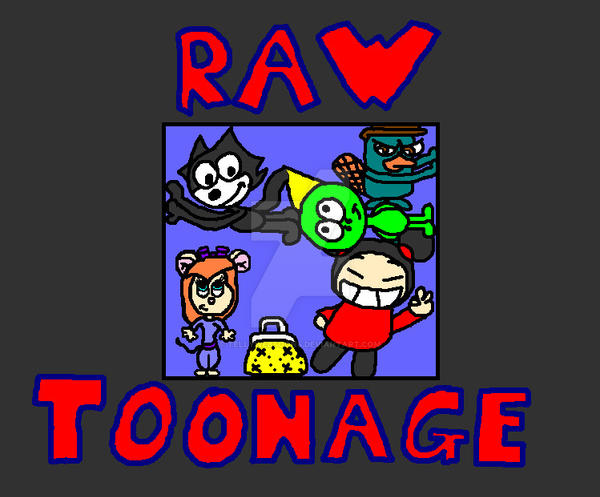 TellyWeb's Raw Toonage By Tellywebtoons On DeviantArt