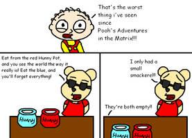 Family Guy Cut-Away Gag: Pooh