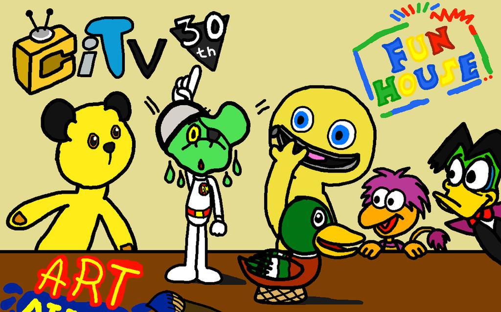 30 Years Of CITV By Tellywebtoons On DeviantArt