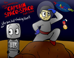 Space Adventures of Captain Space-Space From Space