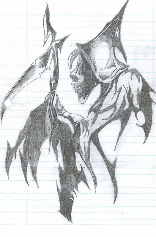 Grim reaper by chibi kun2 on deviantart grim reaper by chibi kun2 voltagebd Images