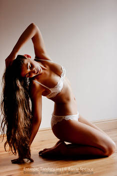 Madame Bink - white lingerie 2