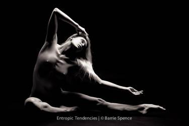 Katy Cee - studio nude 4 by EntropicTendencies