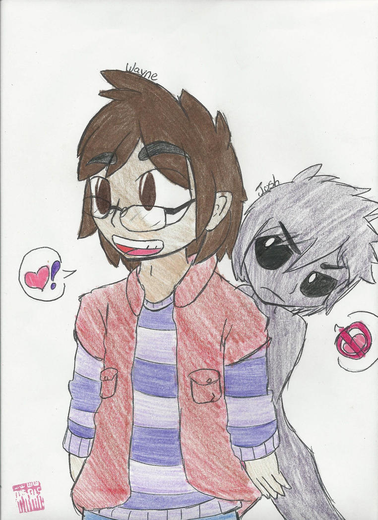 The Dork and the Homicidal by ifreakinglovegames