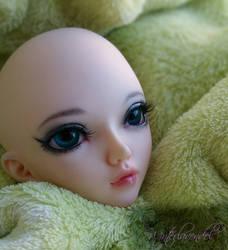 Chloe FaceUp by mira-Ri
