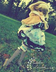 Lyla the Dancer by mira-Ri
