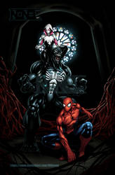 Spider-Man/Venom/Spider-Gwen