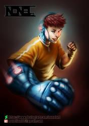 Cyborg kid