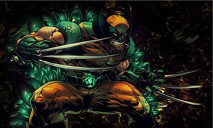 Wolverine by Peinchibaku