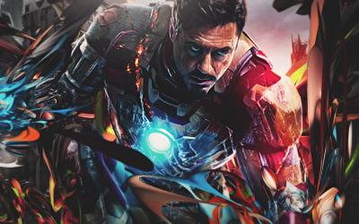 Iron Man by Peinchibaku