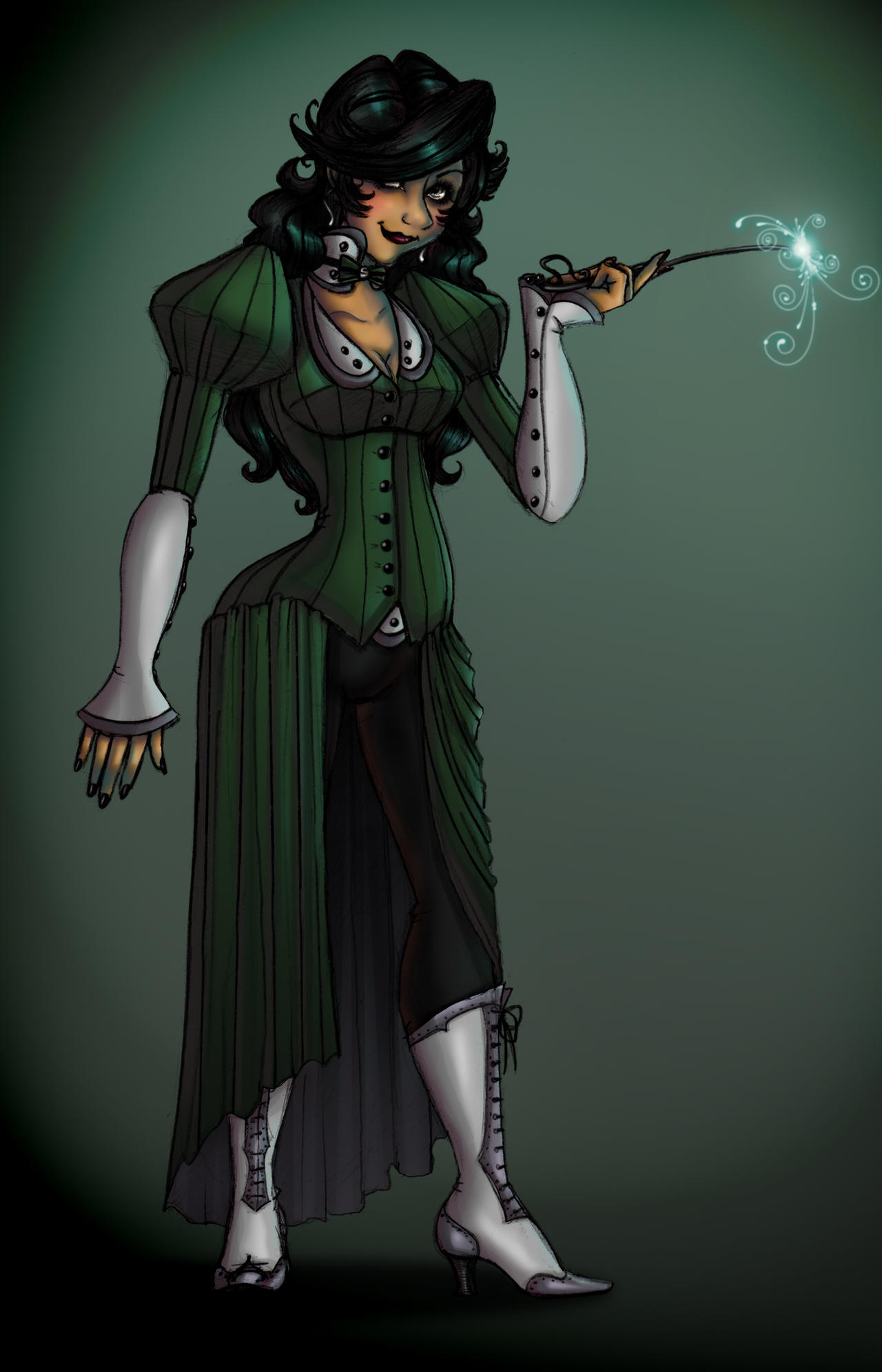Professor Thisbe Malender by OhSadface