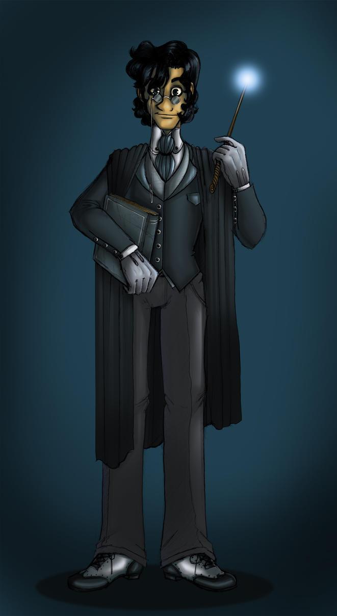 Professor Linus Ridge by OhSadface