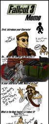 Fallout 3 Meme by OhSadface