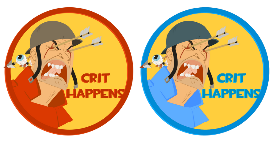 Crit Happens by OhSadface